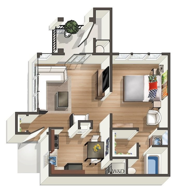 Steeplechase Apartment Homes